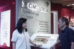 Perluas penetrasi bisnis, CIMB Niaga resmikan Digital Lounge @Campus di ITB
