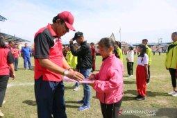 Pemkab Taput apresiasi 151 atlet berprestasi