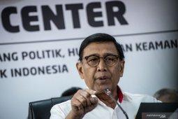 FLASH - Menko Polhukam Wiranto ditusuk orang tak dikenal