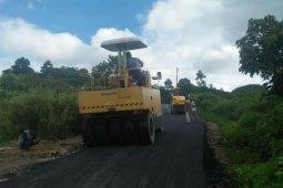 Pemkab Samosir buka akses transportasi darat ke Bonan Dolok