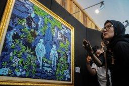 Optimistis,  Festival seni multatuli Lebak mendunia