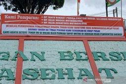 Sikapi pengukuran lahan RSU Tarutung, Pemkab Taput: BPN