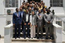 Minister pushes state firms to become Africa's strategic partners