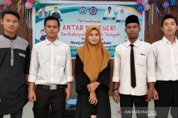 Mahasiswa PGMI gelar lomba Tahfiz Qur'an tingkat MIN se Aceh Tengah