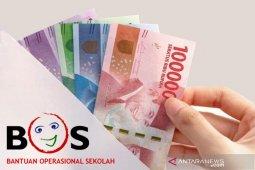 Pemerintah salurkan dana BOS tahap I sebanyak Rp9,8 triliun