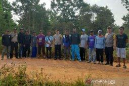 Polres Bangka Selatan ajak masyarakat ikut cegah karhutla