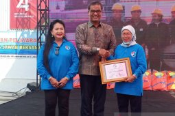 The Transportation ministry encourages women to pursue maritime career