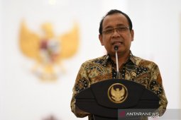 Presiden Jokowi tunggu proses MK terkait Perppu KPK