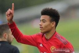 Manchester United perpanjang kontrak Greenwood hingga 2023