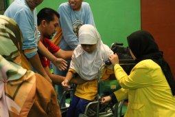 Dosen Vokasi UI beri pelatihan khusus guru SLB Nusantara Depok