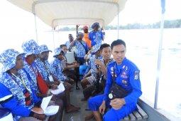YNP latih tim penjaga laut konservasi adat Misool Utara