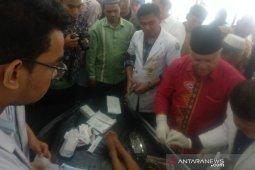 IDI Aceh Tengah gelar bakti sosial sunat massal