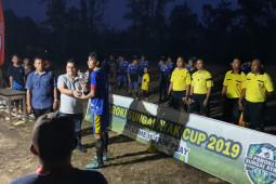 DPP A Juara Paroki Cup di Sungai Ayak