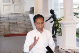 Jokowi: Hindari anarkisme, jangan sampai merusak fasilitas umum