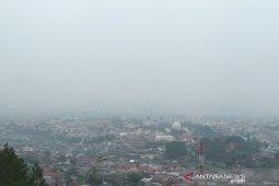 Kabut asap kiriman mulai selimuti Aceh Tengah