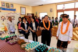 Bupati Klungkung dampingi sekolah peserta Lomba PKTP provinsi