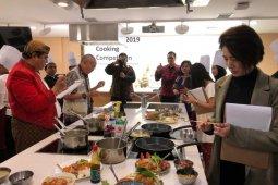 Juru masak masjid Indonesia berlaga di  Korea Selatan