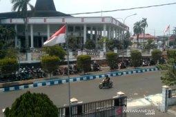 Gelombang mahasiswa mulai bergerak ke DPRD Provinsi Bengkulu