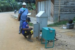 Dinas Lingkungan Hidup Aceh Tamiang kirim sampel udara ke Medan