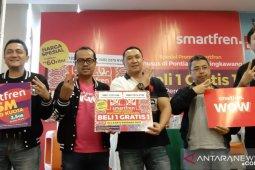 2019 Smartfren targetkan 100 BTS ada di Kalbar