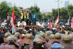 Aksi damai, BEM sampaikan Dekrit Daulat Rakyat Gorontalo