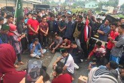 Aliansi mahasiswa dan pemuda Labusel kritisi kebijakan pemerintah yang tidak pro rakyat