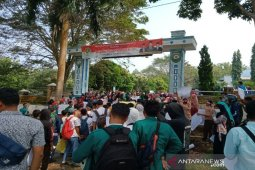 Tolak RUU KUHP, ratusan mahasiswa datangi DPRD Madina