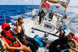Kirana perempuan Indonesia pertama arungi lautan Atlantik