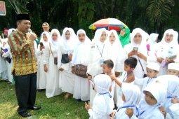 Ribuan anak didik RA ikuti manasik haji kecil IGRA Simalungun