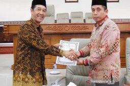 DPRK Aceh Tengah sahkan KUA PPAS APBK 2020