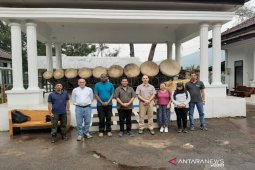 Benahi kopi dan sawit,Kemenko Perekonomian utus tim UNDP ke Madina