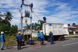 PLN Maluku dan Malut berupaya pulihkan sistem kelistrikan tiga lokasi