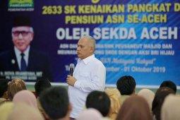 Sekda Aceh larang guru kutip uang dari siswa