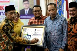 Peluncuran Buku Ketua PP Muhammadiyah