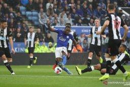 Leicester pesta 5 gol ke gawang Newcastle