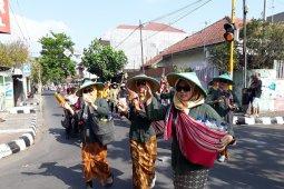 Kota Kediri harapkan pawai budaya bisa tarik wisatawan