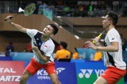 Jadwal final Korea Open 2019, Fajar/Rian tantang unggulan keempat