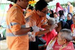 Operasi katarak 8.434 mata, Tambang Emas Martabe bantu tingkatkan kualitas hidup warga