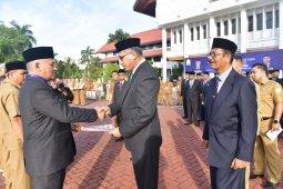 Gubernur Aceh minta ASN tingkatkan pelayanan sesuai zaman