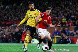 MU vs Arsenal berakhir imbang 1-1