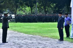 Sekda Aceh Tamiang pimpin upacara Hari Kesaktian Pancasila