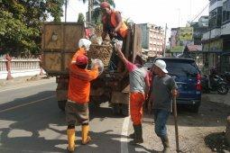 Dinas Lingkungan Hidup Aceh Tamiang klaim angkut 30 ton  sampah/hari