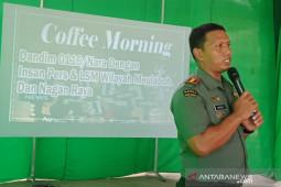 Dandim 0116 Nagan Raya sebutkan Aceh aman untuk investasi