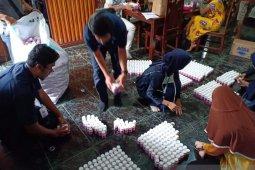 BBPOM dan polisi amankan ribuan botol