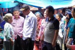 Wakil Bupati Simalungun pantau harga pangan di Tanah Jawa