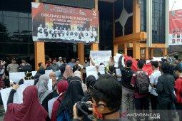 Aliansi mahasiswa gelar demontrasi ke DPRD