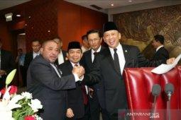 Politisi Golkar Bambang Soesatyo terpilih sebagai Ketua MPR RI