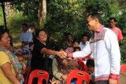 Pemkab Simalungun gelar pelayanan di dua desa