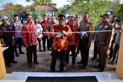 Bupati Kayong Utara resmikan pusat pelayanan informasi penderita jiwa