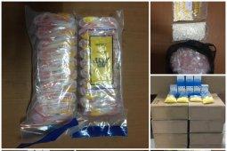 Polisi amankan pil Extimer,  tiga pelaku ditahan